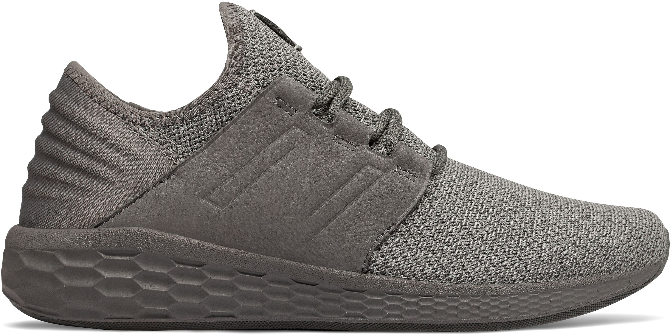 2d9c835a014d New Balance Men s Fresh Foam Cruz v2 Nubuck MCRUZNG2 Castlerock-Team ...
