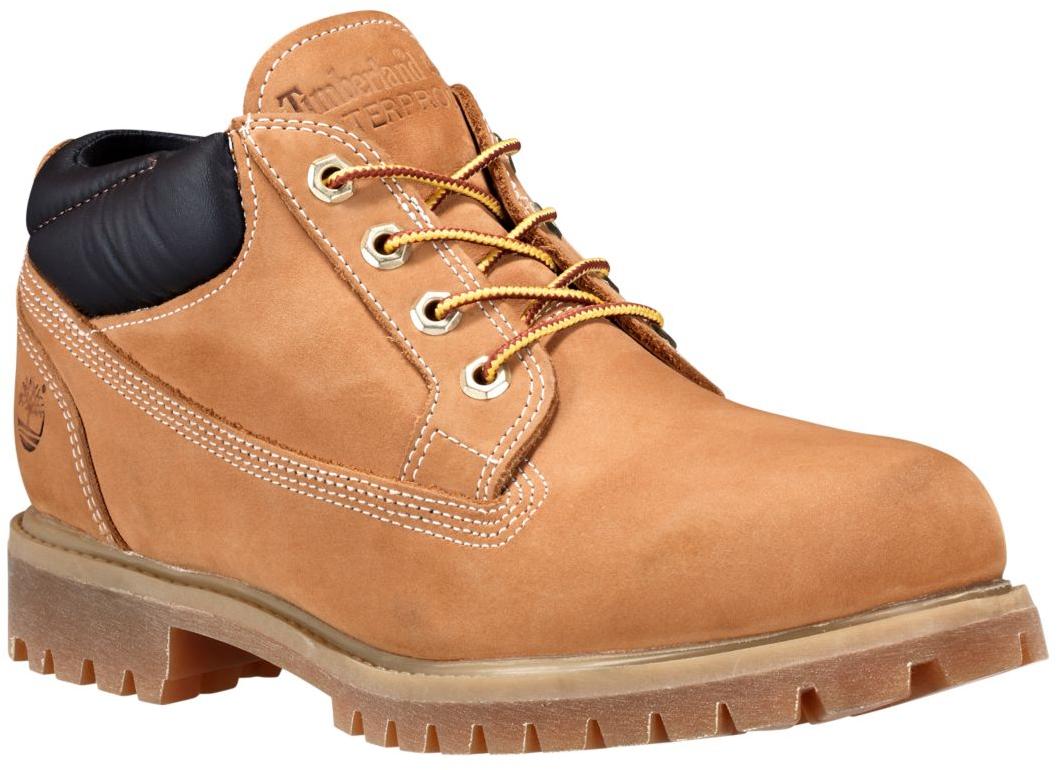 3a5d34db9550 Timberland Men s Premium Waterproof Oxford Boot TB073538231 Wheat ...