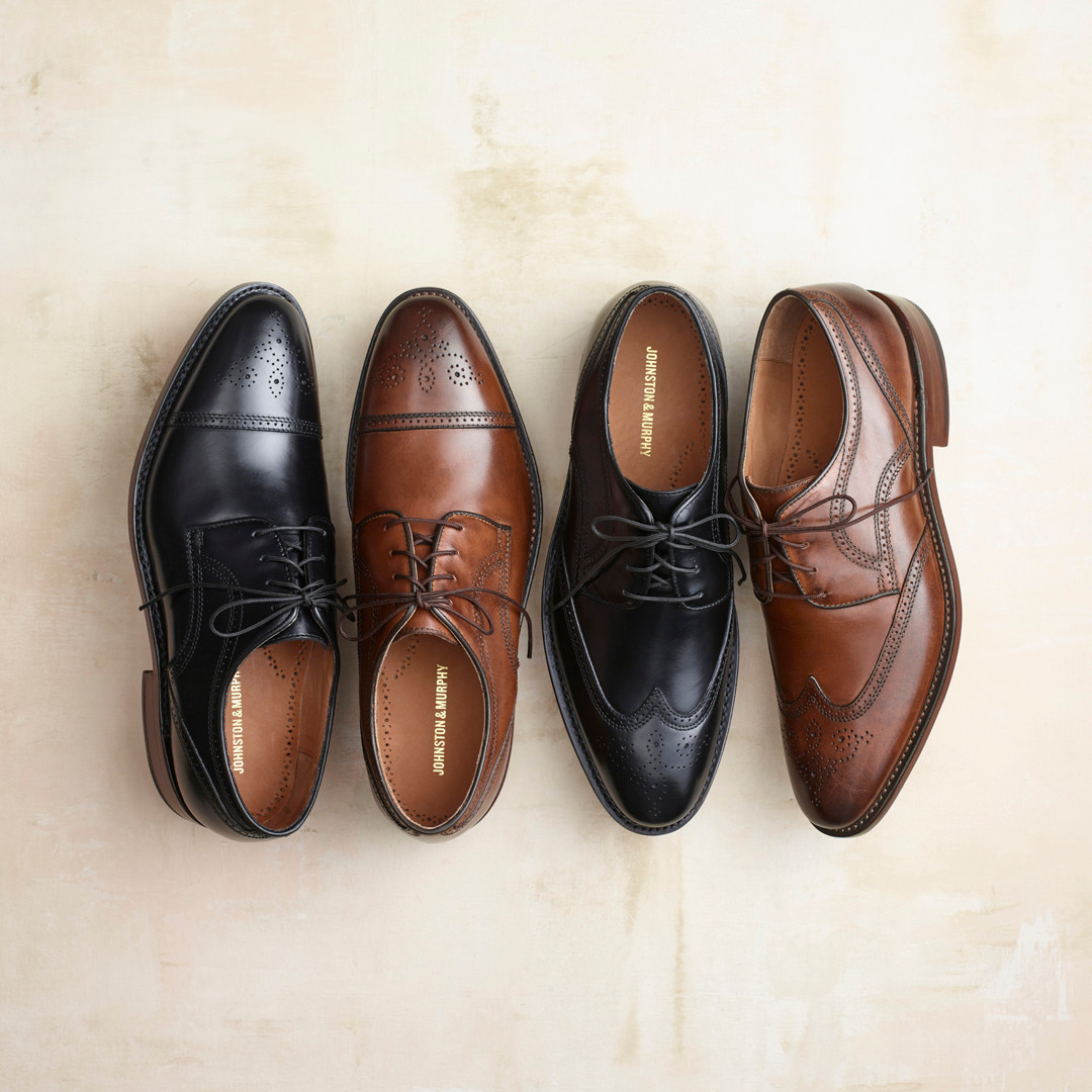 51cba52d839 Three Benefits of Johnston and Murphy Shoes - The Shoe Mart