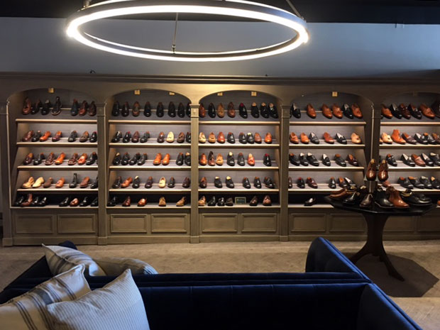 TheShoeMart | Great lighting so you can fully appreciate the detail on your new shoes.